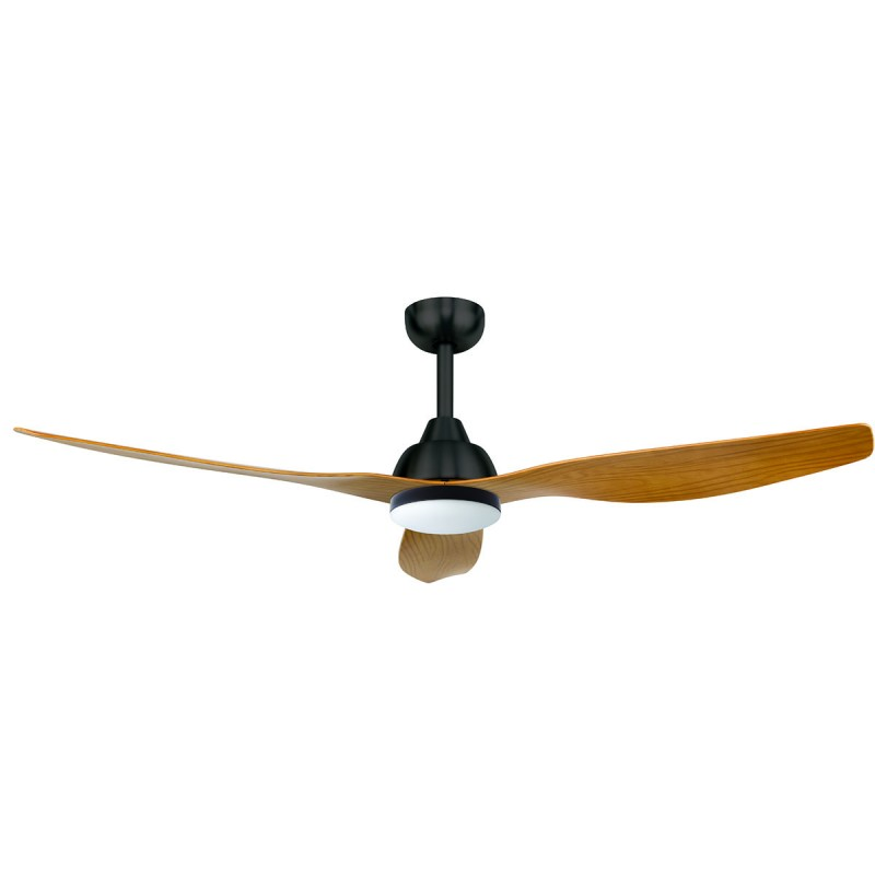 smart wifi bahama ceiling fan with light
